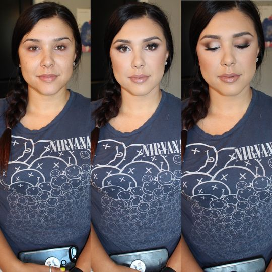 Airbrush bride Beauty Of All F