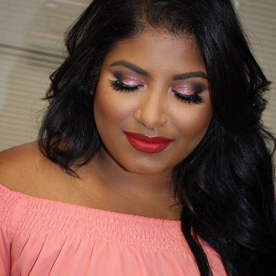 Engagemen makeup Beauty Of All