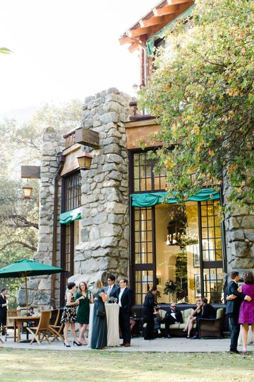 Ahwahnee Hotel Wedding
