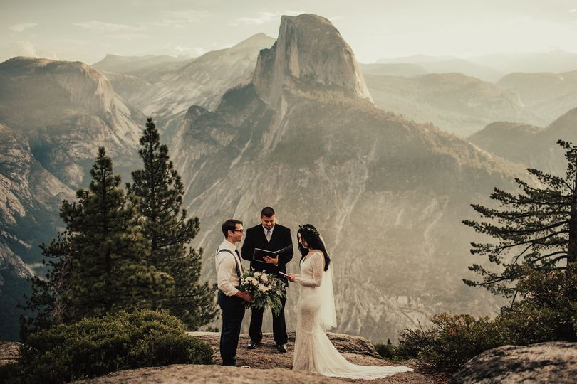 Glacier Point Ceremony