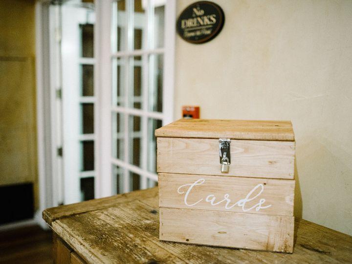 Tmx Leroy Aiken Wedding 2017 Cocktail Hour Card Box Salon 51 938874 159121320823261 Boston, MA wedding planner