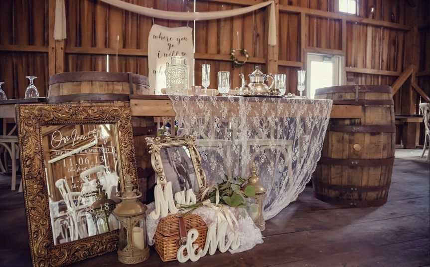 Rustic vibes
