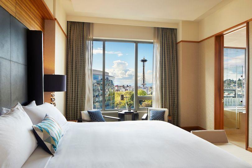 Denny Suite Bedroom