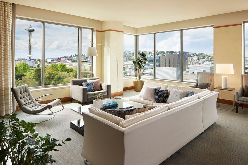 Denny Suite Living Room