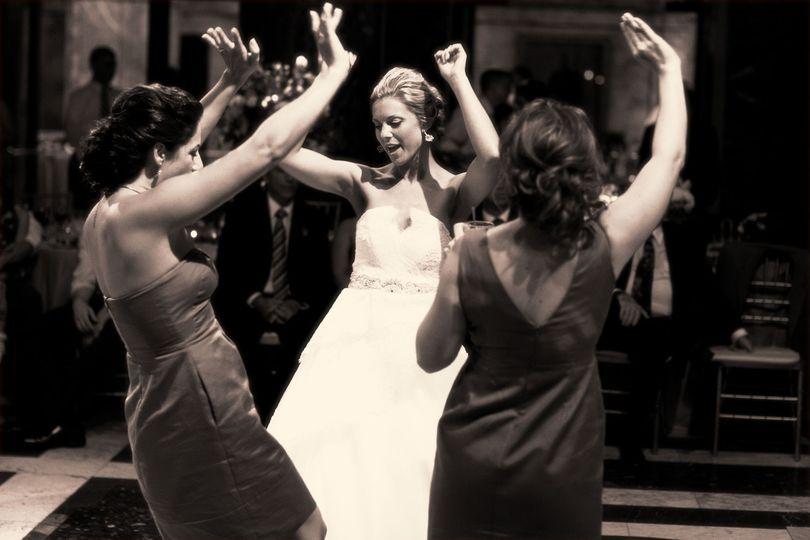 dance bride