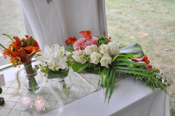 Tmx 1336518367280 Orangecallas2 Chester, VT wedding florist