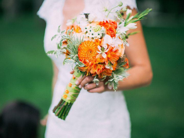 Tmx 1422928022607 Spanjersmithwedding 71 Chester, VT wedding florist