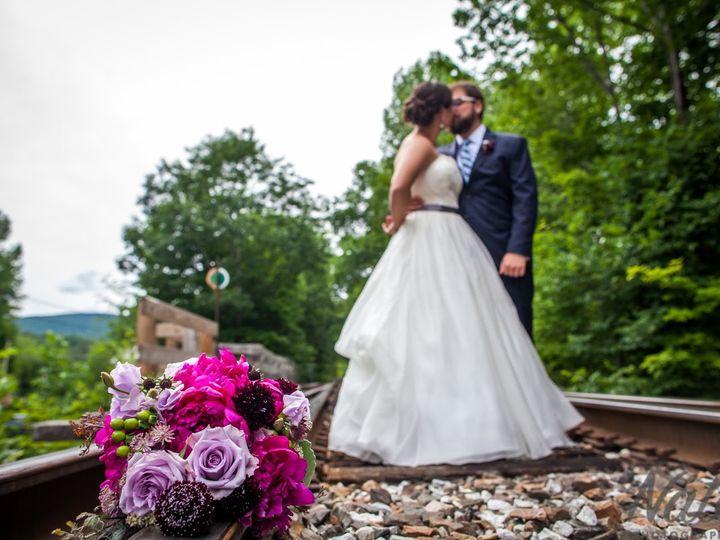 Tmx 1454538868138 Giovanna And Tomlogo0354 Chester, VT wedding florist