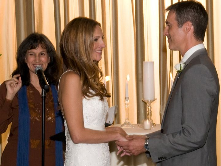 Tmx 1360176687165 LaurenandMikeVowscropped Chicago, Illinois wedding officiant