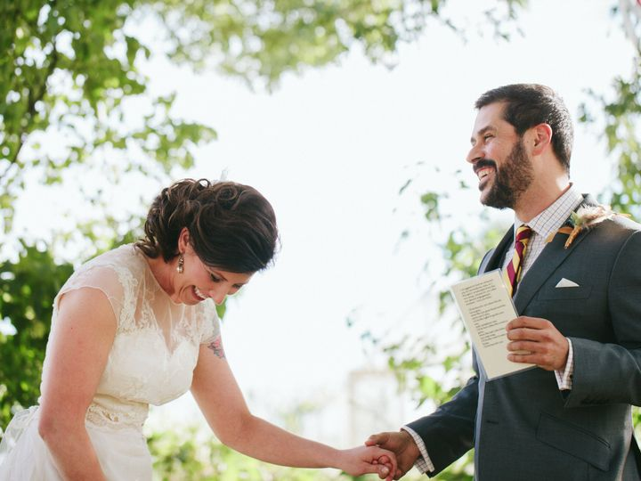 Tmx 1424276747424 Jeremynicolemarried 304 Chicago, Illinois wedding officiant