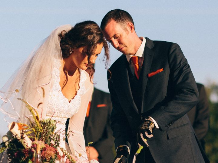 Tmx 1424277592528 Jillan And Dan Give Back To The Farm Chicago, Illinois wedding officiant