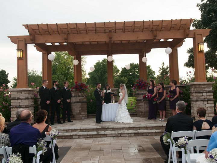 Tmx 1424370650514 Stephanie  Alexs Wine Sharing Ceremony Chicago, Illinois wedding officiant