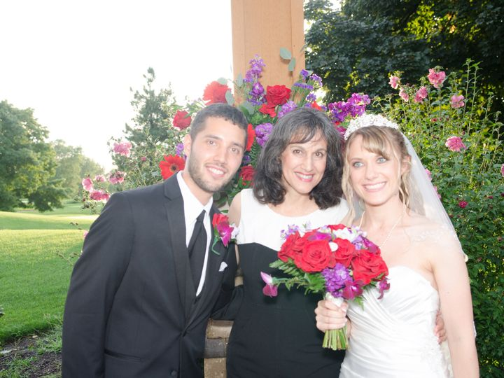 Tmx 1424370696347 Stephanie And Alex At Chevy Chase Country Club Chicago, Illinois wedding officiant