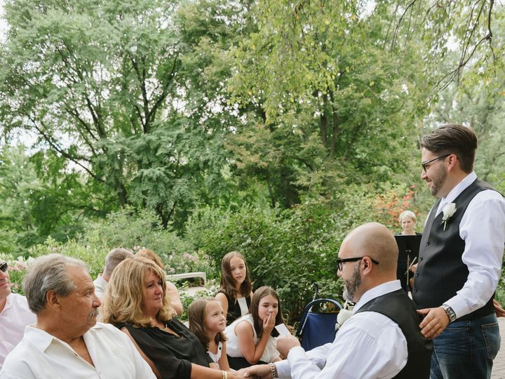 Tmx 1424796554637 Andrew And Steve 08 Chicago, Illinois wedding officiant