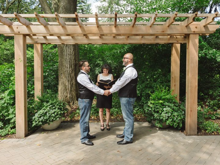 Tmx 1424796782737 Andrew And Steve 20 Chicago, Illinois wedding officiant