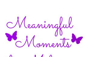 Meaningful Moments by Melissa