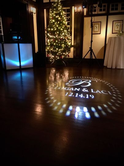 We do monogram lighting