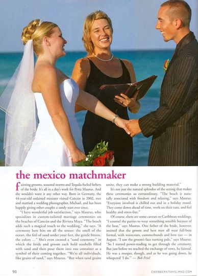 caribbean travel and life magazine article feb 07