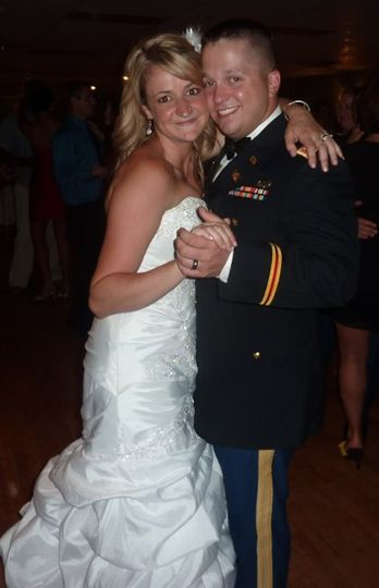 Military Weddings No Problem, ask Ashley & Paul