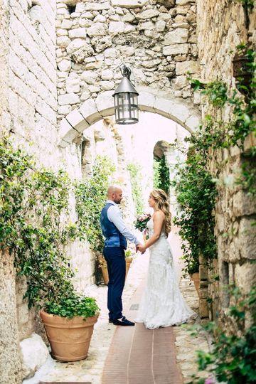 Wedding La Chèvre d'Or