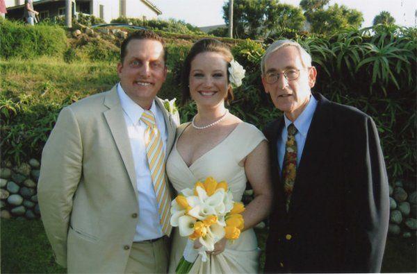 "Steve and Stephanie at The La Jolla ""Wedding Bowl"", Cuvier Park."