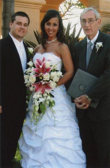 Steve and Neva at Carlsbad Hilton Inn