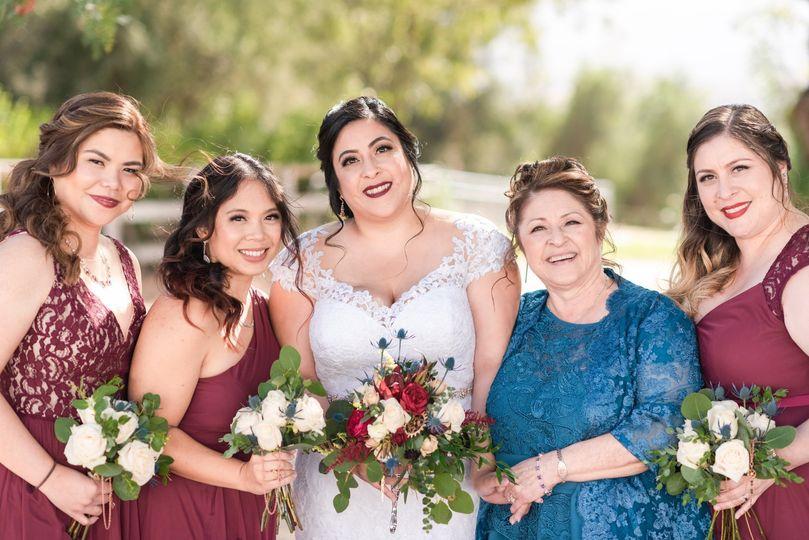 Paicines Ranch Bridal