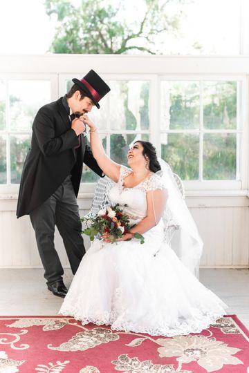 Steampunk Victorian Wedding