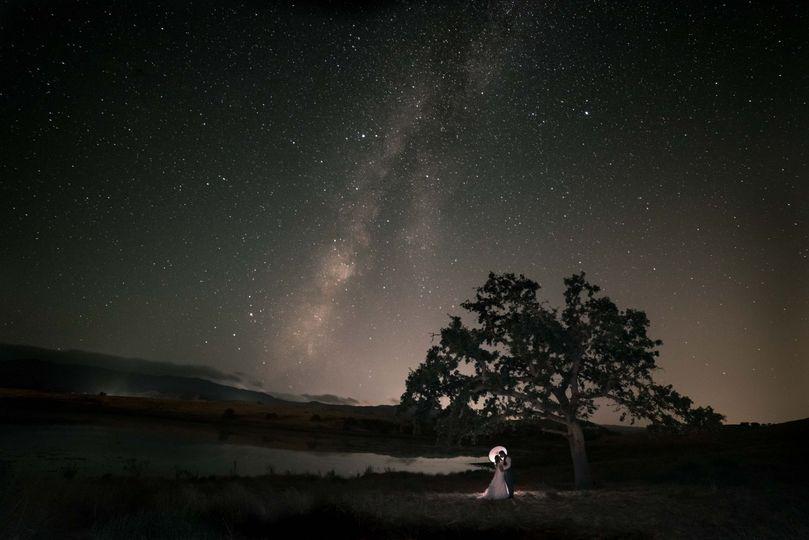 Milky Way Romance