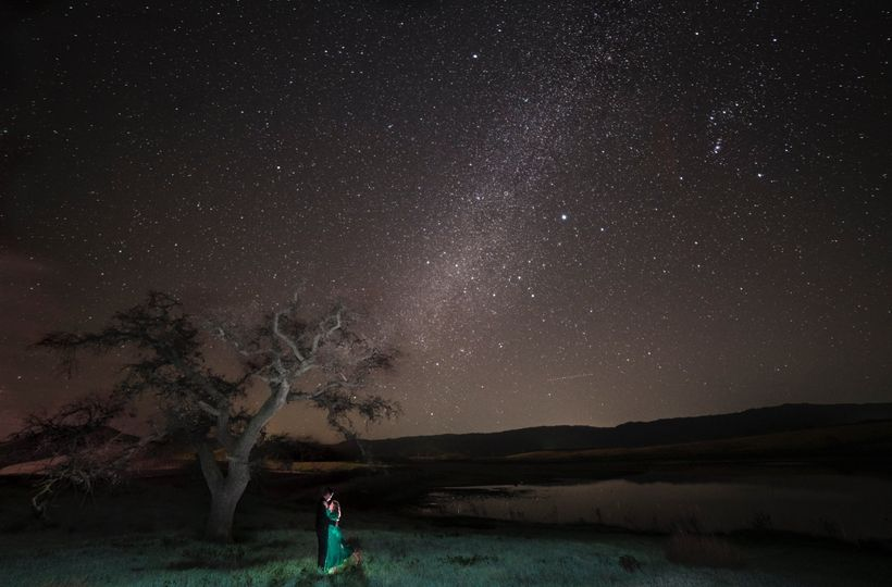 Milky Way engagement