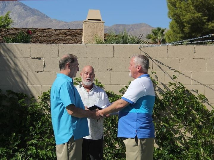 Tmx 1383164643689 Dave  Palm Springs wedding officiant