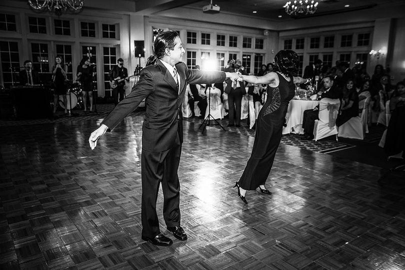 Elegance on the dancefloor