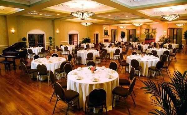 Grand Ballroom area