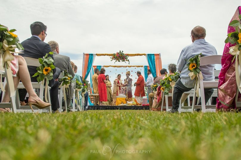Hindu Ceremony at Harvest View