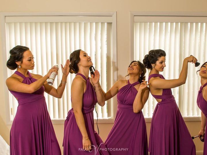 Tmx 1524485686 62097375a9019586 1524485685 45081821e9f1f44a 1524485682397 2 Bridesmaids Makeup Harrisburg, PA wedding photography