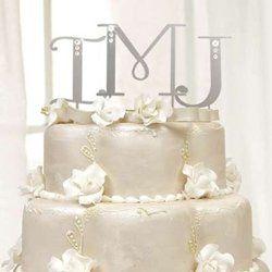 CakeTopperMonogram1