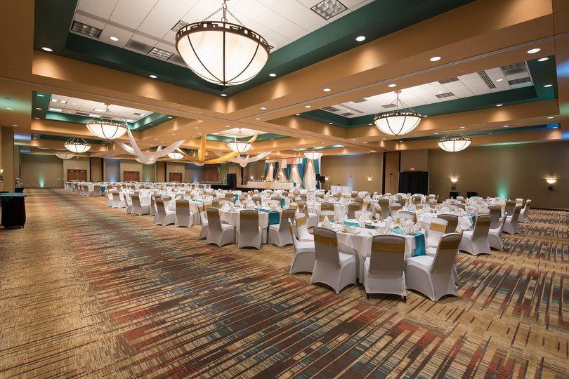 Sandia Ballroom