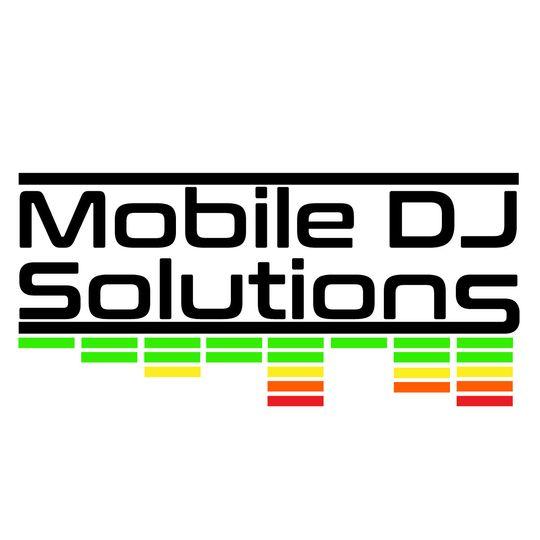 Mobile DJ Solutions Official Logo