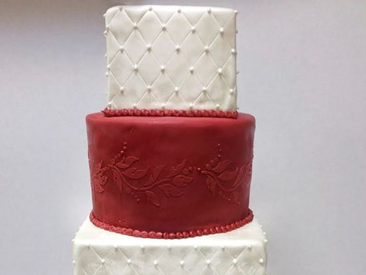 Tmx 1533825092 2f2fe86955888d10 1533825091 3cfccfa4eb20dfc4 1533825077542 4 40th Anniversary Arlington, District Of Columbia wedding cake