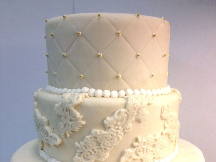 Tmx 1533825093 77be3be796070cb0 1533825092 4ebfa27233b73028 1533825077553 12 Photo Arlington, District Of Columbia wedding cake