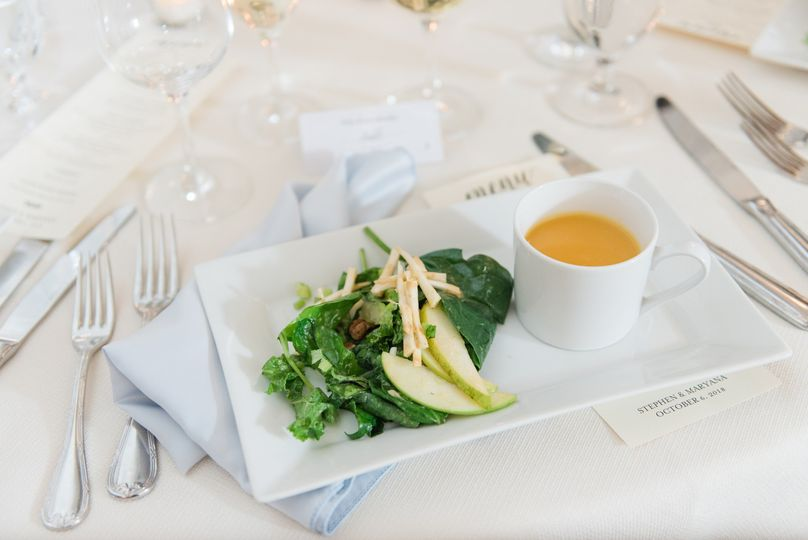 Soup & Salad First Course