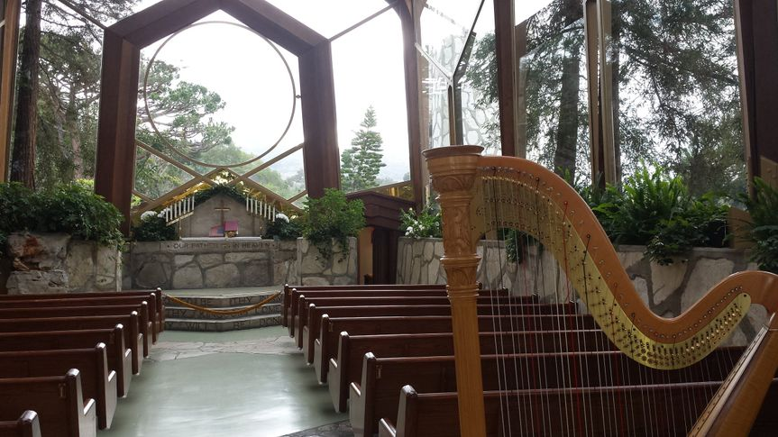 wayfarers harp 2