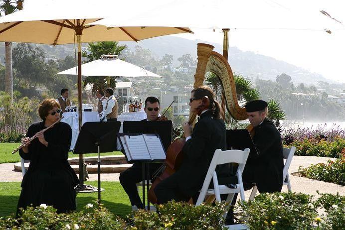 Quartet at Montage, Laguna Beach