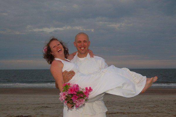 FL Beach Wedding
