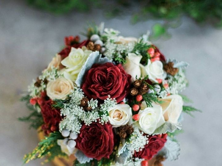 Tmx 1485273838908 Holiday Sanford, FL wedding florist