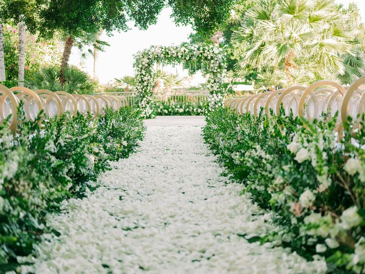 Orchid Lawn Ceremony