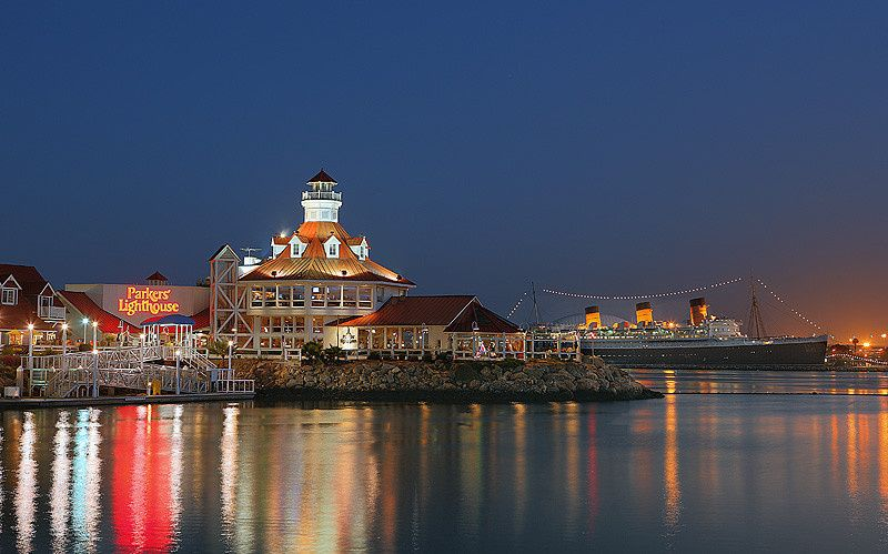 Steak House In Long Beach Part - 39: Parkersu0027 Lighthouse U0026 Queensview Steakhouse - Venue - Long Beach, CA -  WeddingWire