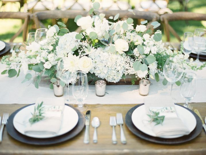 Love this tablescape.
