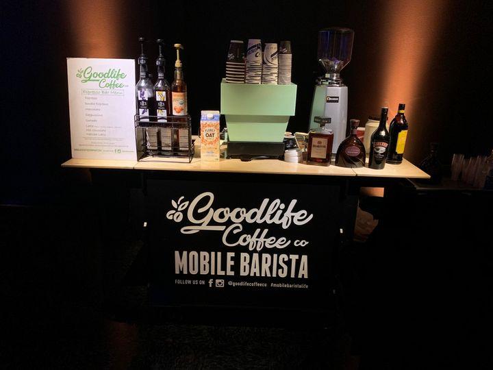Late Night Espresso Service