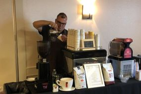 The Mobile Barista Coffee Station